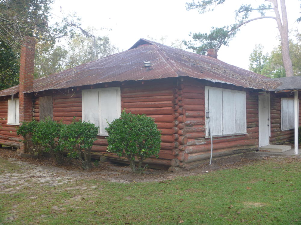Picture of Stilson s Log Cabin School House